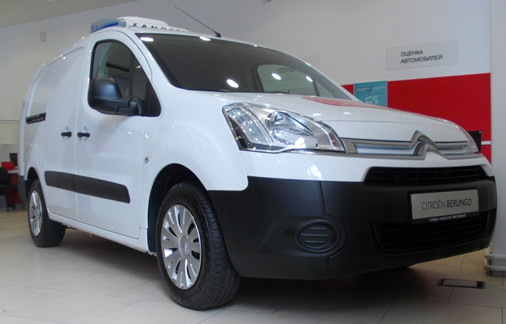 автомобиль Citroen Berlingo VU Long Рефрижератор