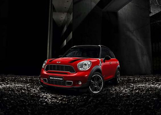 "Революция цен в ""Авто-Авангард""! MINI COUNTRYMAN за 975 000 рублей!"