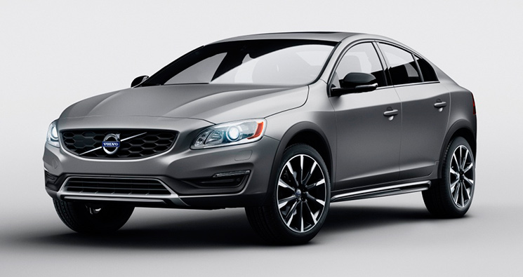 Новый Volvo S60 Cross Country