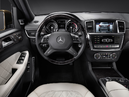 Интерьер Mercedes-Benz GL-Класс 2013