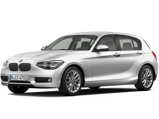 BMW 118i Basic LCI II 1.5T/136 8AT 5D