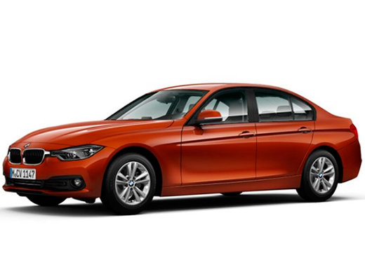 BMW 320i xDrive M sport SKD LCI 2.0T/184 8AT 4D