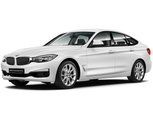 BMW 320i xDrive GT Basic LCI 2.0T/184 8AT 5D