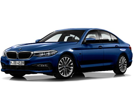 BMW 520d xDrive 2.0TD/190 8AT 4D 4WD