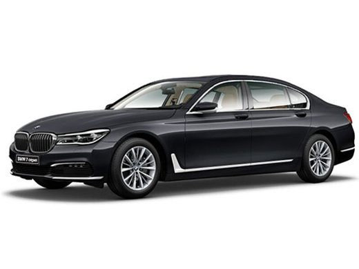 BMW 750Ld xDrive Basic 3.0TD/400 8AT 4D