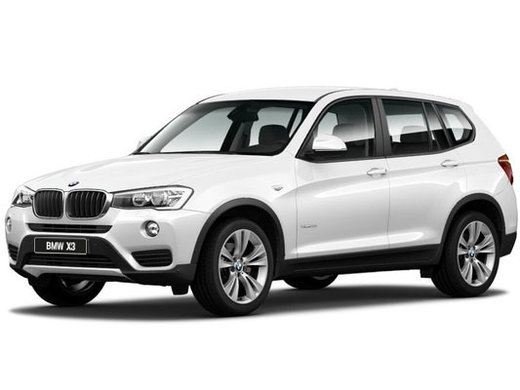 BMW X3 xDrive20i M Sport SKD LCI 2.0T/184 8AT 5W