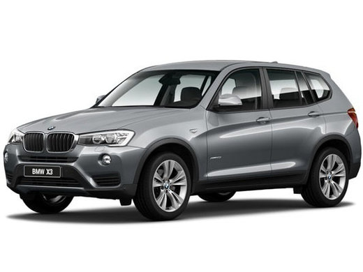 BMW X3 xDrive20d xLine SKD LCI 2.0TD/190 8AT 5W