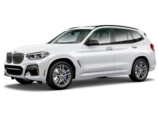 BMW X3 xDrive20i Basic 2.0T/184 8AT 5W
