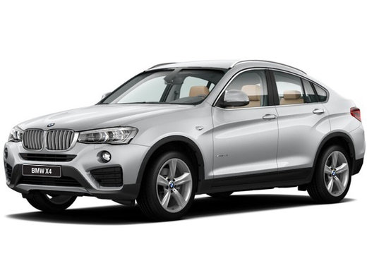 BMW X4 xDrive30d Exclusive SKD 3.0TD/249 8AT 5W