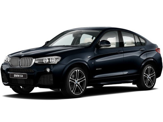 BMW X4 xDrive20d M Sport SKD 2.0TD/190 8AT 5W