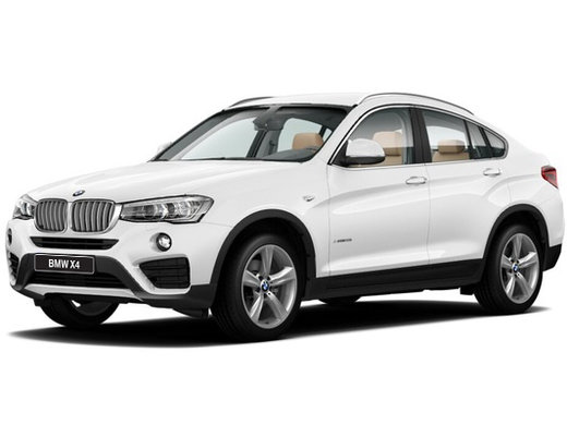 BMW X4 xDrive20i M Sport SKD 2.0T/184 8AT 5W