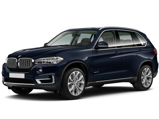 BMW X5 xDrive30d Luxury SKD 3.0TD/249 8AT 5W