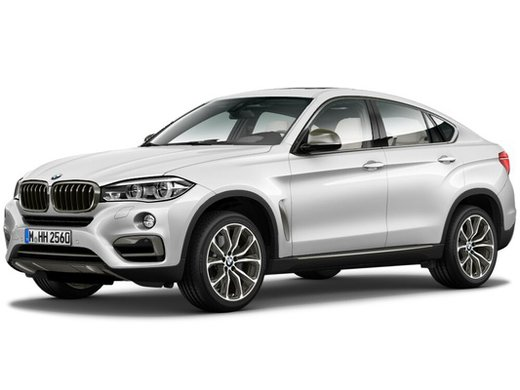 BMW X6 xDrive30d Luxury SKD 3.0TD/249 8AT 5W