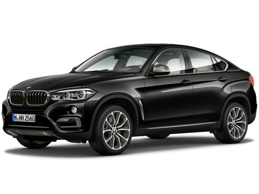 BMW X6 xDrive40d M Sport SKD 3.0TD/313 8AT 5W