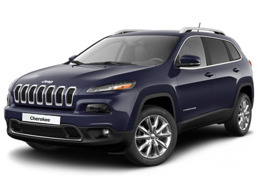 Jeep Cherokee Limited 2.4L/177 9AT AWD