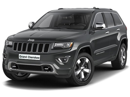 Jeep Grand Cherokee SRT8 6.4L/468 8AT