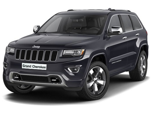 Jeep Grand Cherokee Overland 3.0TD/243 8AT