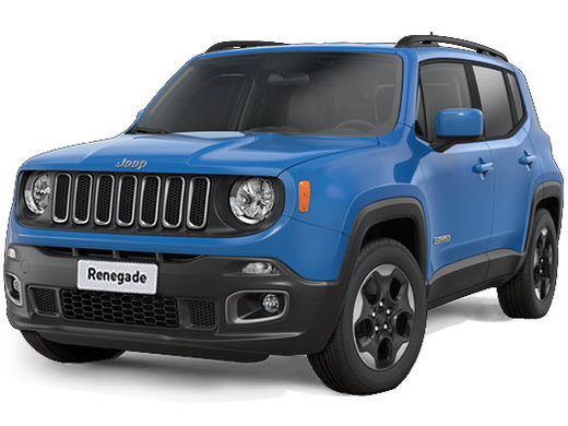 Jeep Renegade Longitude 1.4T/140 6AT 2WD