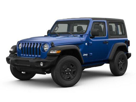 Jeep Wrangler Sport 2.0T/272 8АТ 3D