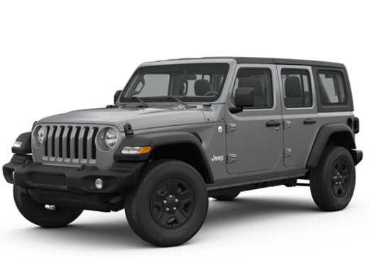 Jeep Wrangler Rubicon 2.0T/272 8АТ 5D