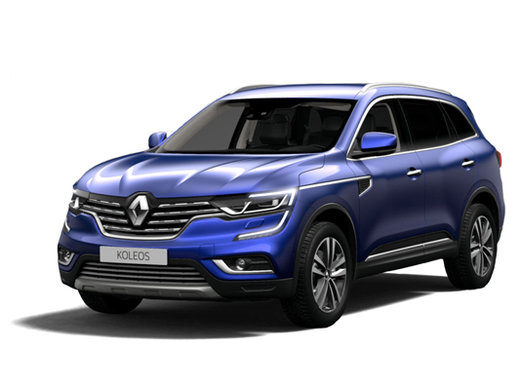 Renault Koleos Executive 2.0L/144 CVT 4WD