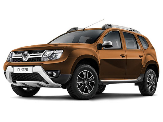 Renault Duster Privilege DAKAR EDITION 2.0L/143 6MT 4WD