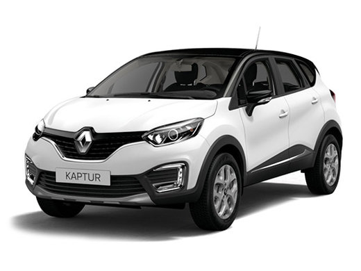 Renault Kaptur Play 2.0L/143 4AT 4WD