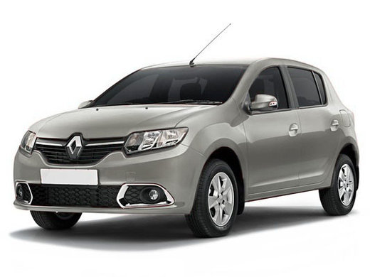 Renault Sandero Stepway Life 1.6L/102 4AT 5D