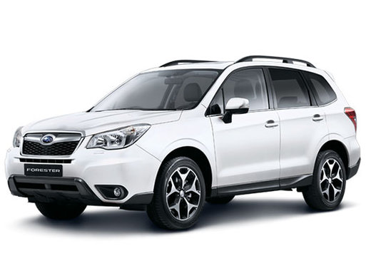 Subaru Forester IV (S LIMITED) 2.0L/150 CVT 4WD