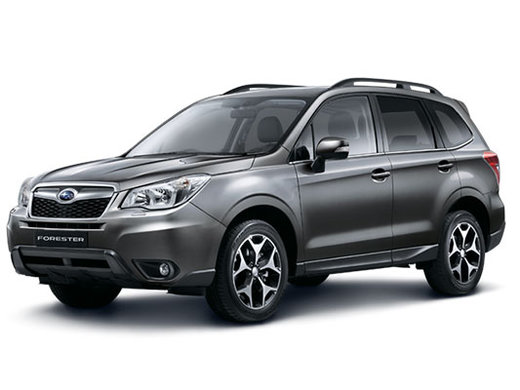 Subaru Forester IV 60th Anniversary 2.0L/150 6МТ 4WD