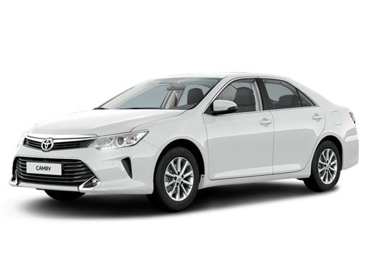 Toyota Camry Exclusive 2.5L/181 6AT 4D