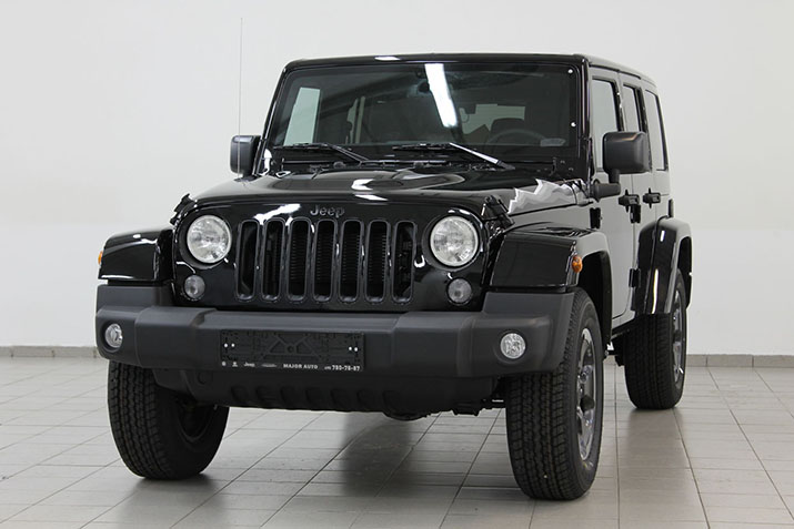Wrangler Sahara Unlimited X