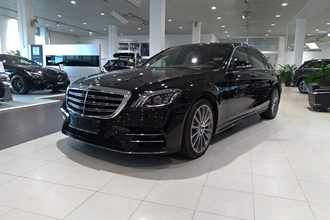 Mercedes-Benz S 450 3.0T/367 9AT 4D 4WD