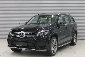 Mercedes-Benz GLS 350 d 3.0TD/249 9AT 5D 4WD