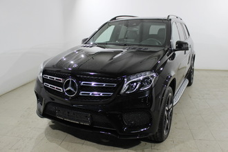 Mercedes-Benz GLS 400 3.0T/333 9AT 5D 4WD