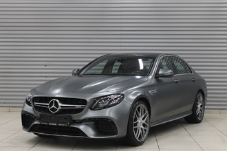 Mercedes-AMG E 63 S 4.0Т/612 9AT 4D 4WD