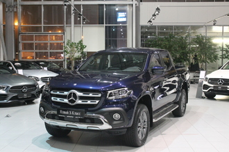 Mercedes-Benz X 250 d Offroad 2.3TD/190 7AT 4D 4WD