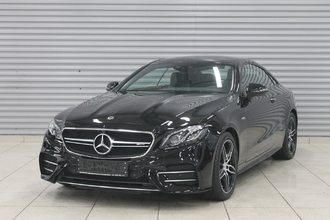 Mercedes-Benz E 53 AMG Coupe 3.0T/435 9AT 2D 4WD