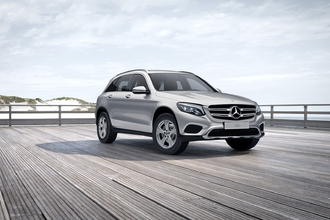 Mercedes-Benz GLC 250 2.0T/211 9AT 5D 4WD