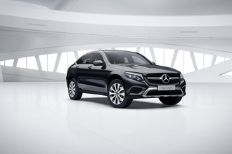 Mercedes-Benz GLC 220 Coupe d 2.1TD/170 9AT 5D 4WD