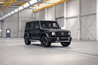 Mercedes-Benz G 63 AMG 4.0T/585 9AT 5D 4WD