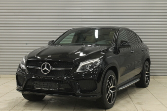 Mercedes-Benz GLE 400 Coupe 3.0T/333 9AT 5D 4WD