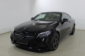 Mercedes-Benz C 180 Coupe Sport 1.6T/150 9AT 2D