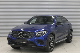 Mercedes-Benz GLC 43 AMG Coupe ОС 3.0T/367 9AT 5D 4WD
