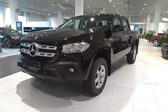Mercedes-Benz X 350 d PROGRESSIVE 3.0TD/258 7AT 4D 4WD