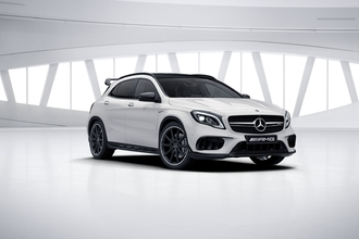Mercedes-Benz GLA 45AMG 2.0T/381 7RT 5D 4WD