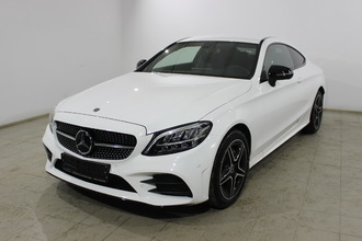 Mercedes-Benz C 200 Coupe Sport 1.5T/184 9AT 2D 4WD
