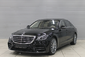 Mercedes-Benz S 560 4.0T/469 9AT 4D 4WD