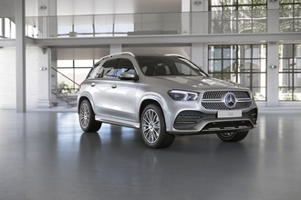 Mercedes-Benz GLE 400 d Luxury 3.0TD/330 9AT 5D 4WD