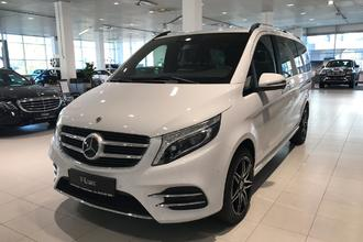 Mercedes-Benz V 250 d AMG L 2.2TD/190 7AT 4M
